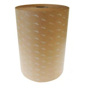 Bobine kraft papier cadeau pour boutique et commerce
