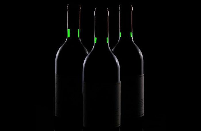 Emballage pour bouteille personnalisable avec logo en impression